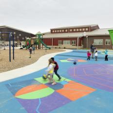 Kenton Elementary School Exterior