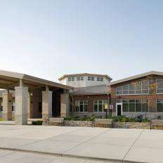 Bath Elementary School Exterior